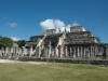 chichen itza Templo de los Guerreros