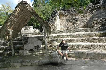 coba ruines mayas archeologiques