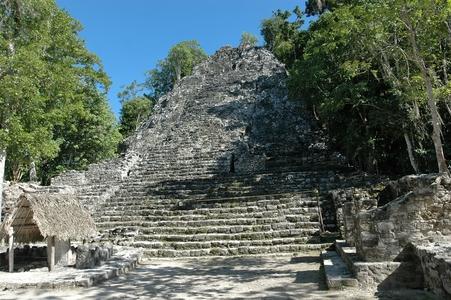 coba ruines mayas