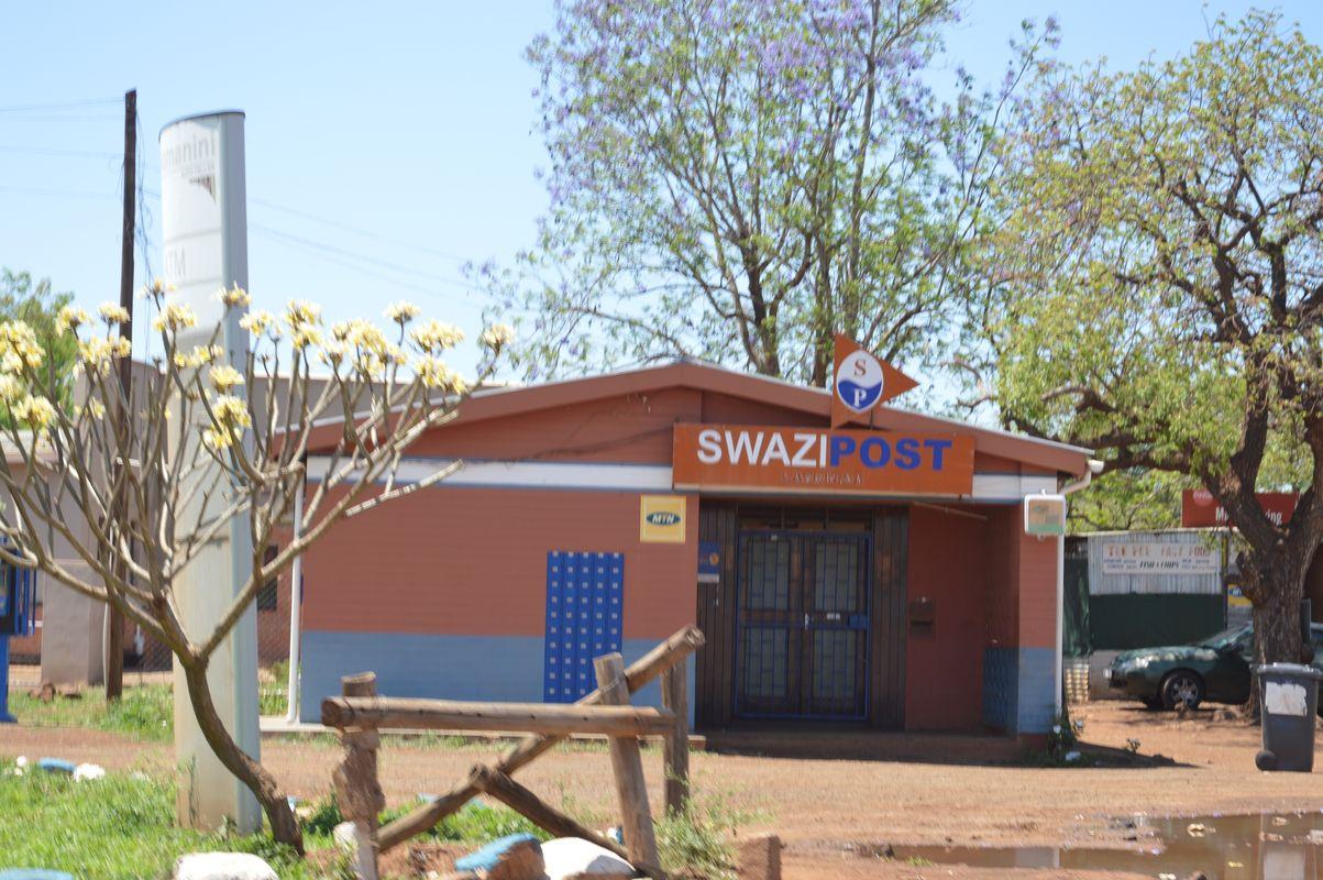 bureau de poste au swaziland