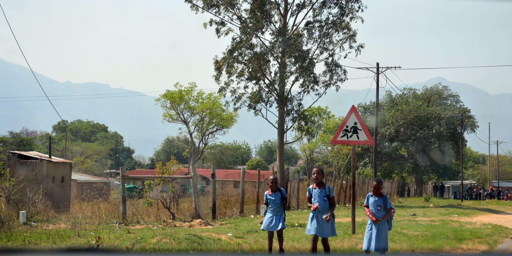 elèves Swaziland