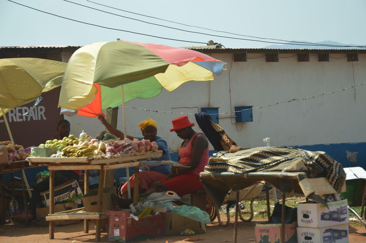 marché à manzini swaziland