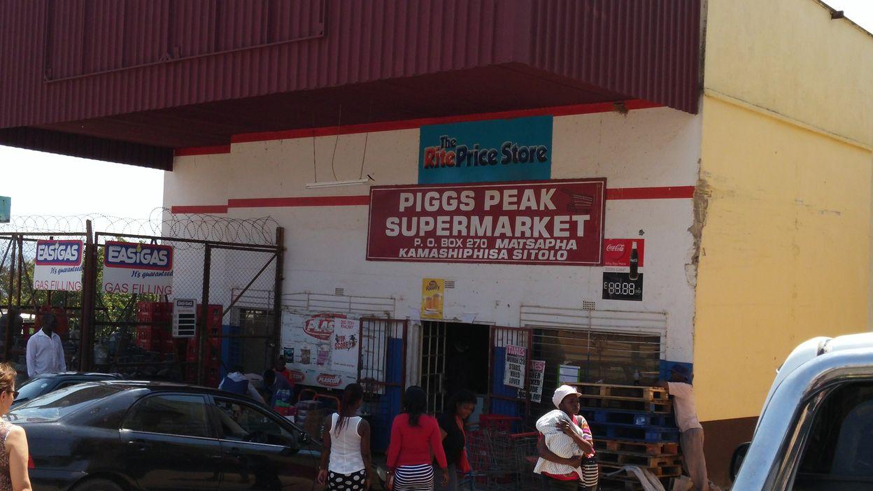 piggs peak swaziland