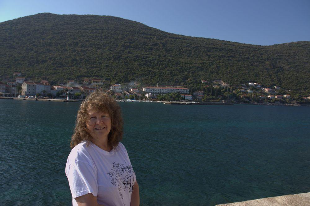 Trpanj et Troce bateau -croatie (2)