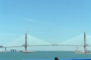 Cadix - pont