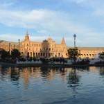 Seville - Palais de la place d'espagne