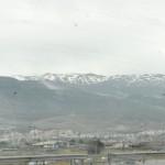 sierra nevada près de grenade