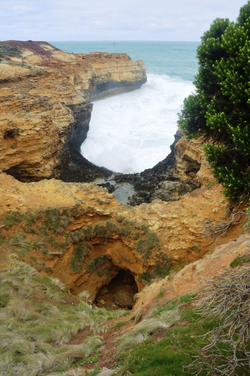 GOR - La grotte dessus