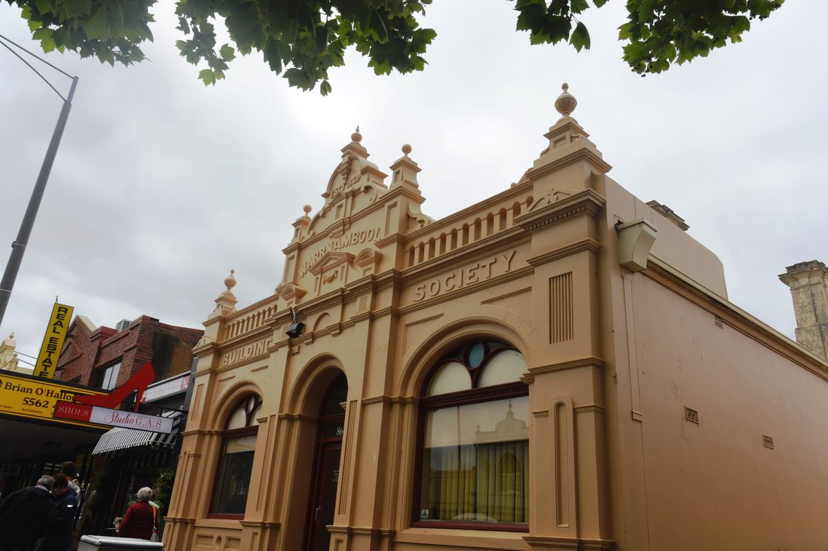 Warrnambool Centre