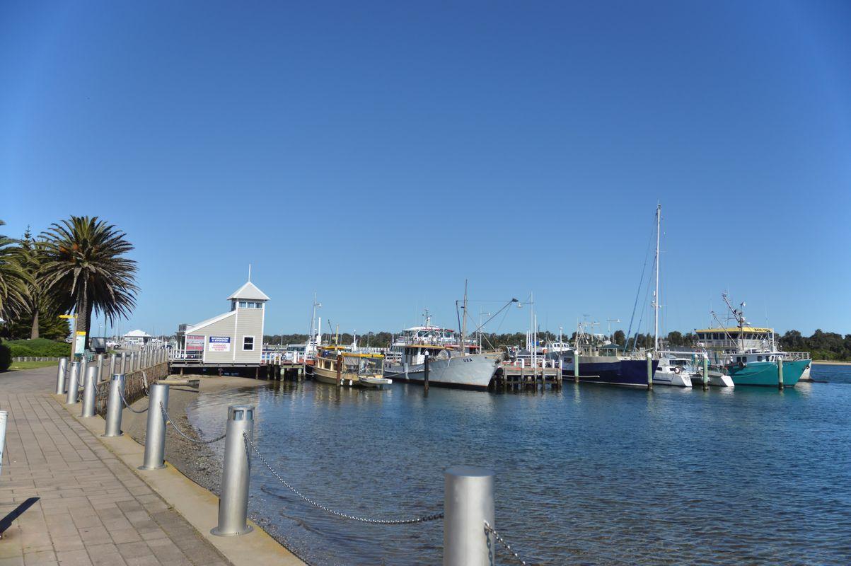 lakes entrance - Victoria