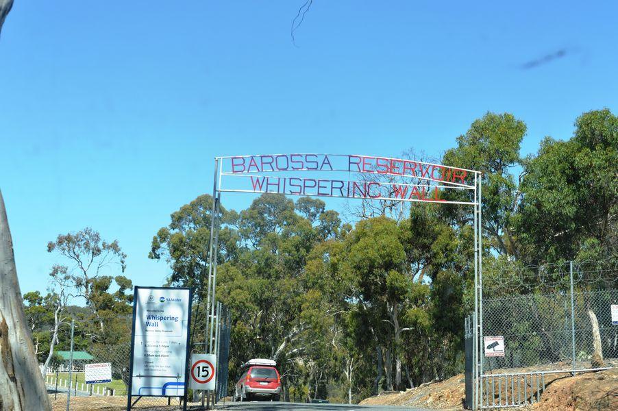 barossa reservoir