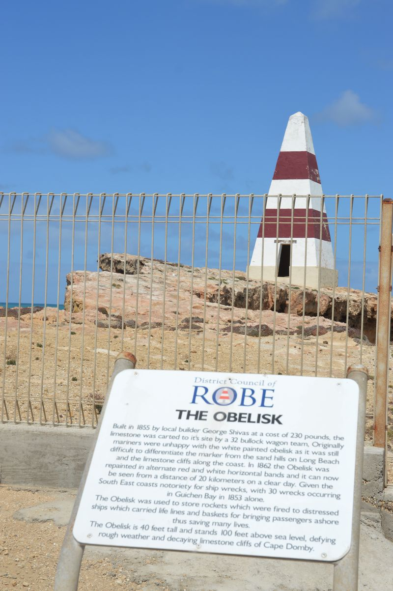 robe the obelisk