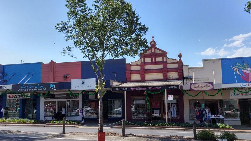 Colac centre ville