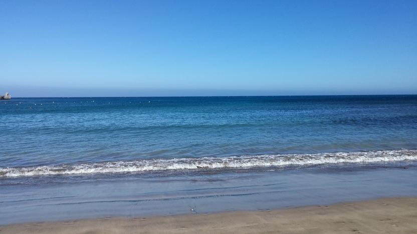 Arinaga -plage