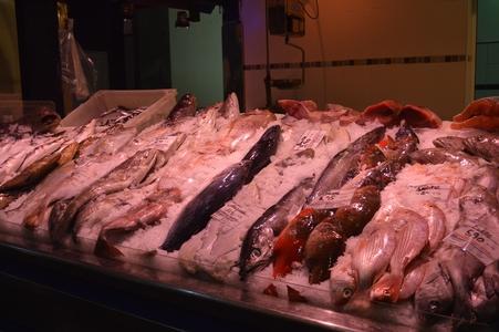 Las Palmas de Gran Canaria -marché poissons