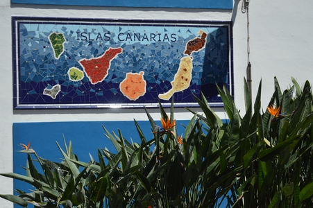 Puerto de la cruz -carte iles