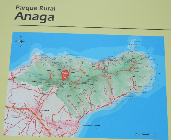 anaga parc rural plan