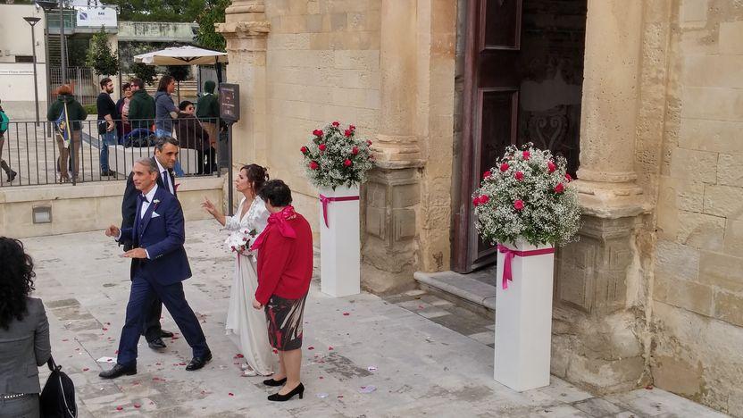 ibla-piazza-odierna-mariage fleurs