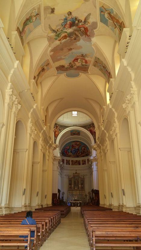 Noto-cathedral-st-Nicolo joli