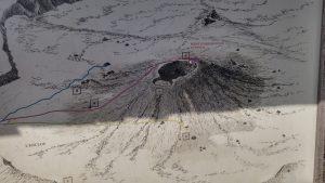 fournaise plan volcan