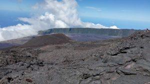 vue mer et enclos du cratere
