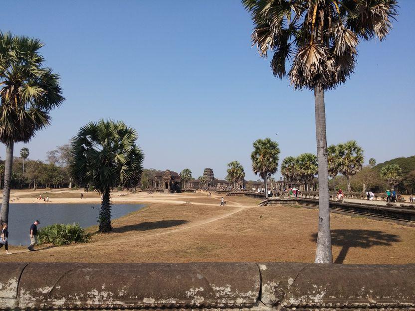 wat angkor parc