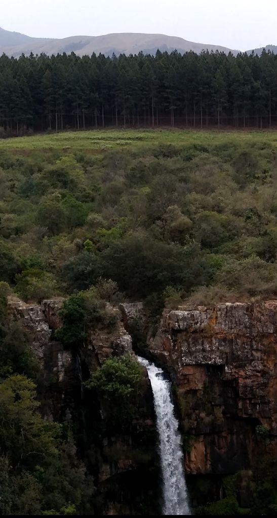 Blyde river- mac mac falls bhute