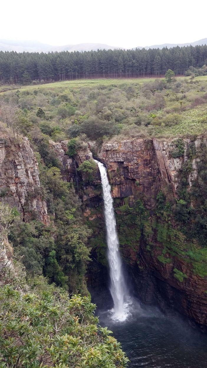 Blyde river- mac mac falls