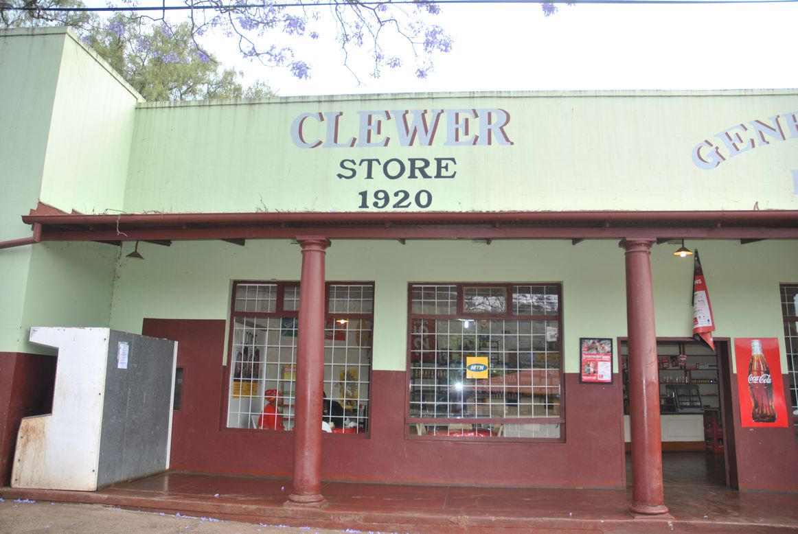 Blyde river- pilgrins shop