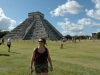 chichen itza pyramide le castillo