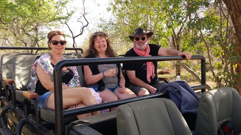Karongwe depart safari