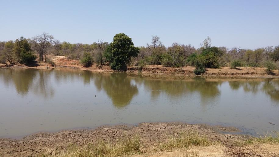 Karongwe lodge plan eau