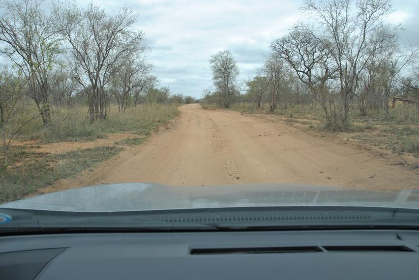Karongwe piste