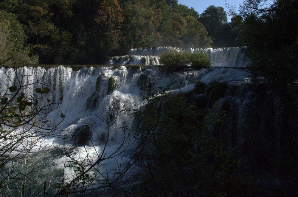 Krka cascade Roški Slap- croatie (3)
