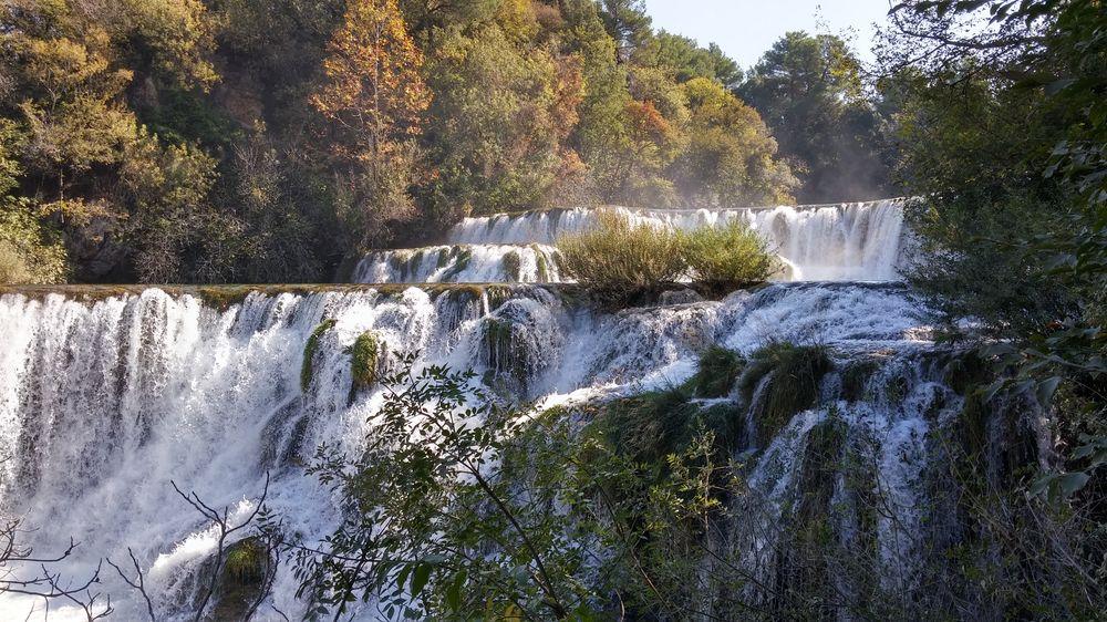 Krka cascade - croatie (12)