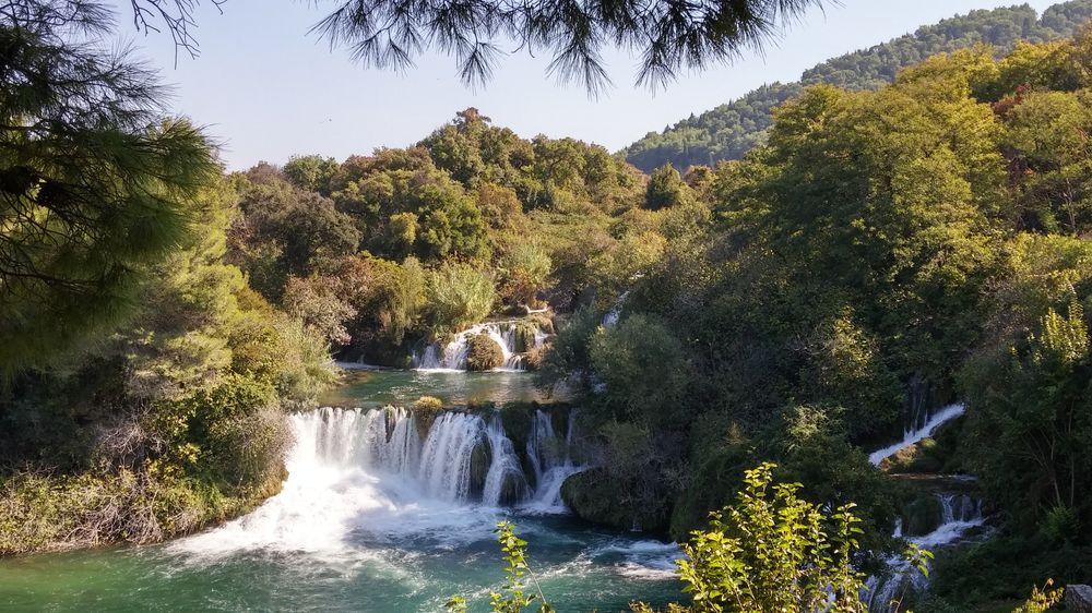 Krka cascade - croatie (14)