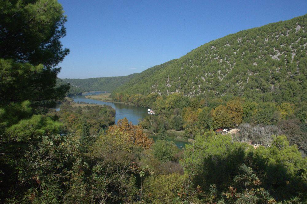 Krka cascade - croatie (5)