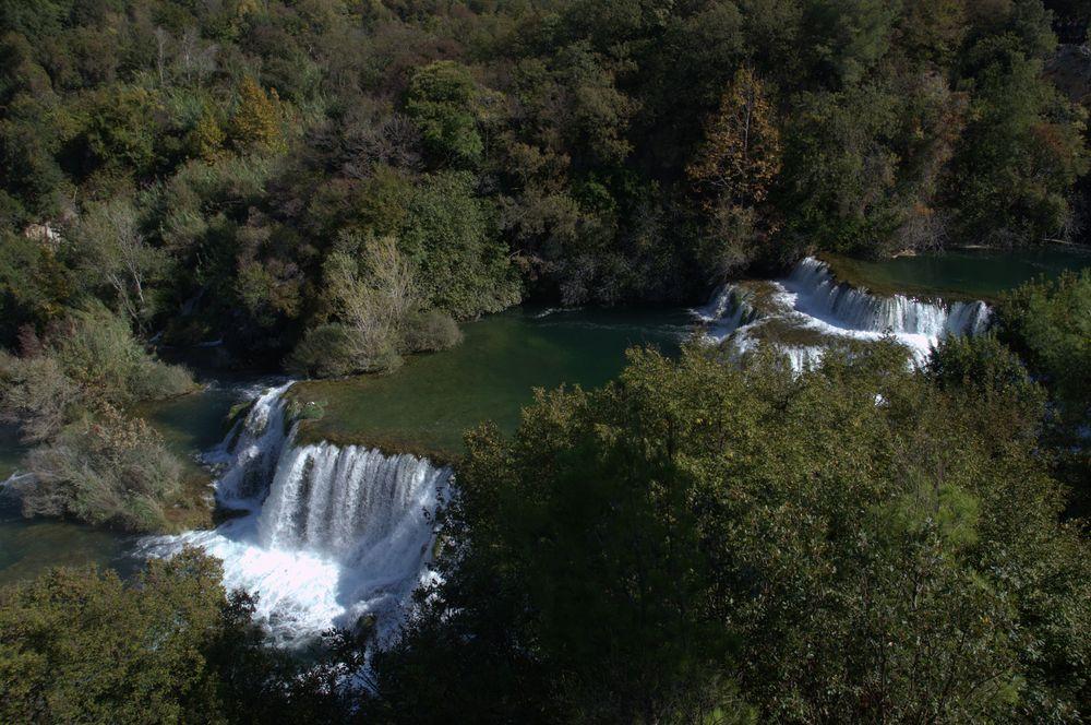 Krka cascade - croatie (6)