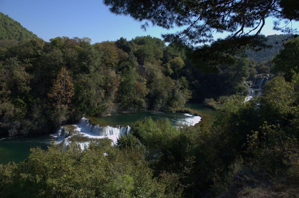 Krka cascade - croatie (7)