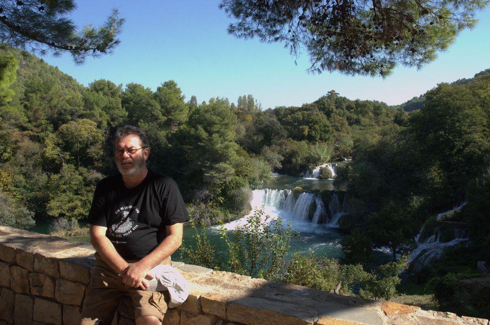 Krka cascade - croatie (9)