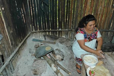 coba maya fabrication galettes
