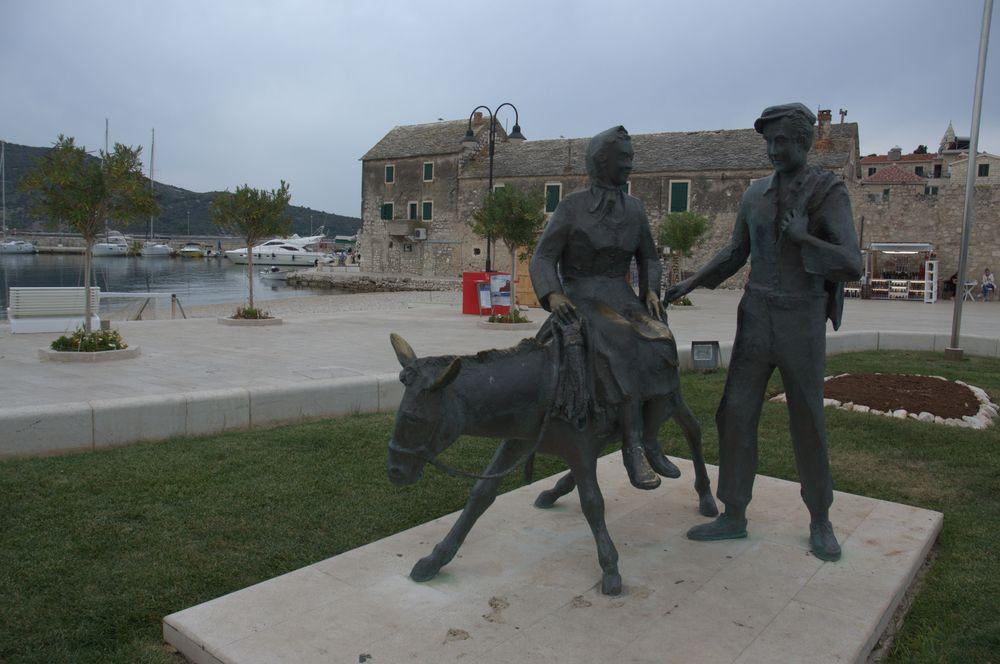 Primosten vieille ville-croatie (1)
