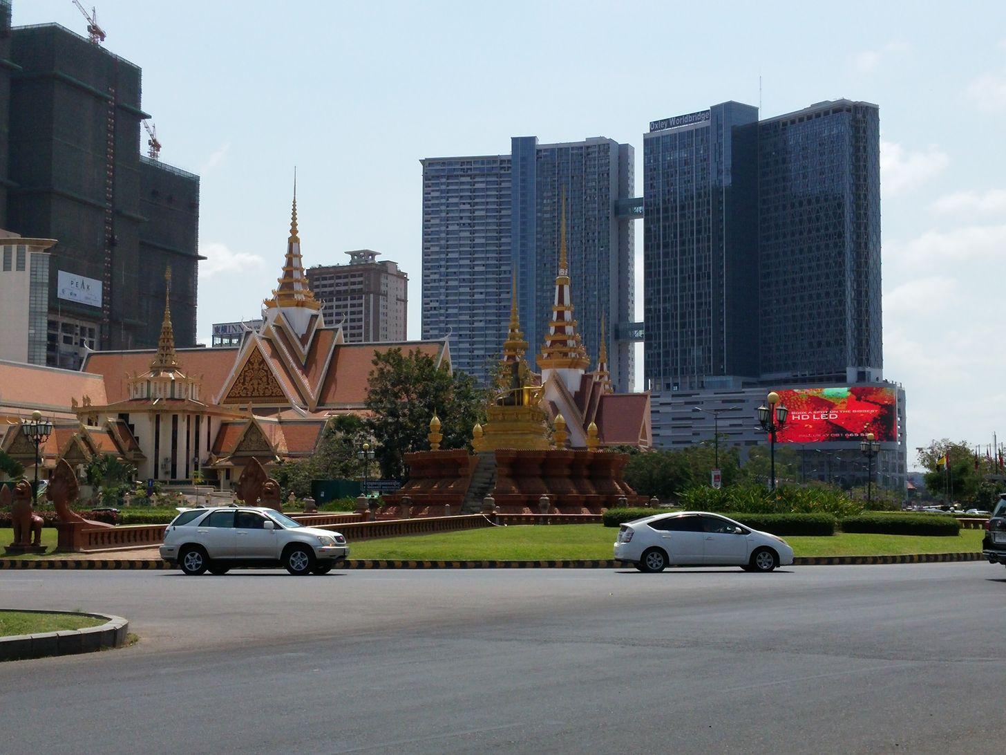 phnom penh  boulevard