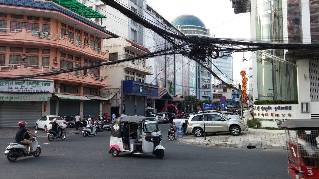 phnom penh cables