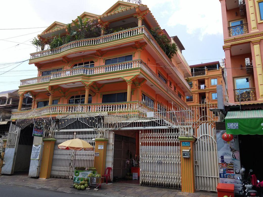 phnom penh  maison
