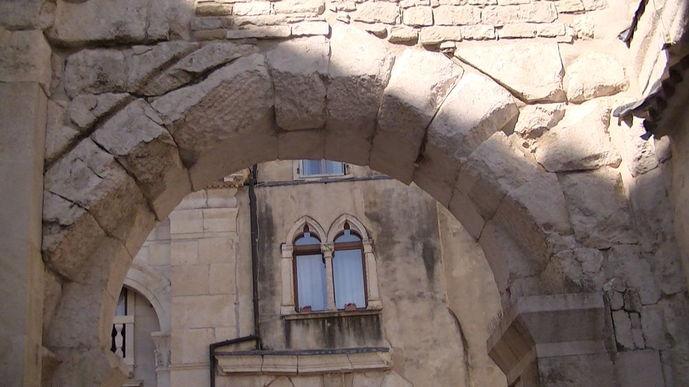 Split  Dioclétien croatie (1)