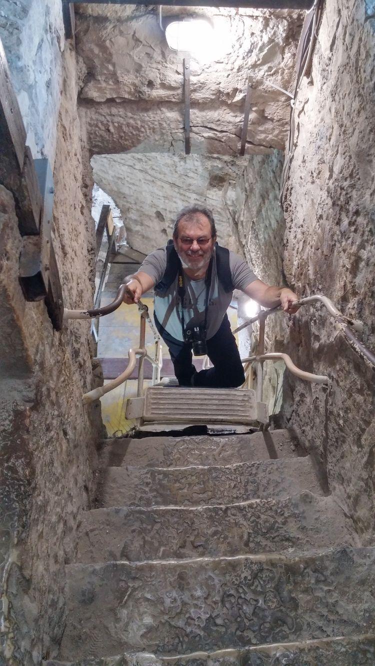 trogir  Kamerlengo croatie escalier