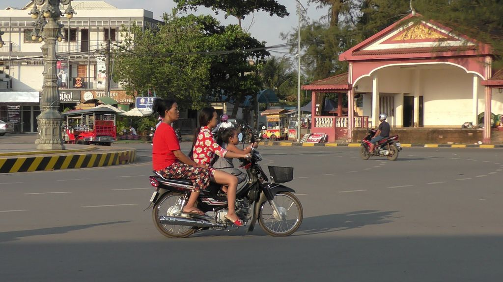 Kampot-scooter