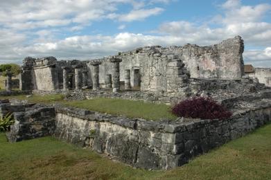 tulum ruines maya