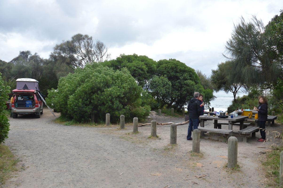 blanket bay park cuisine face à la mer (2)